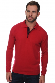 Cashmere  polo polo scott