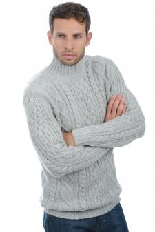 on sale c99a6 e9a5d Mahogany Cashmere, maglioni a collo alto in cashmere per uomo