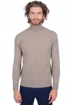 in vendita af7be 250c2 Mahogany Cashmere, maglioni a collo alto in cashmere per uomo