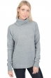 Yak donna collo alto brienne silver s