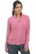 cashmere donna cardigan leondine bubble gum xl